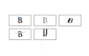 Blotter.js: Unconventional text effects